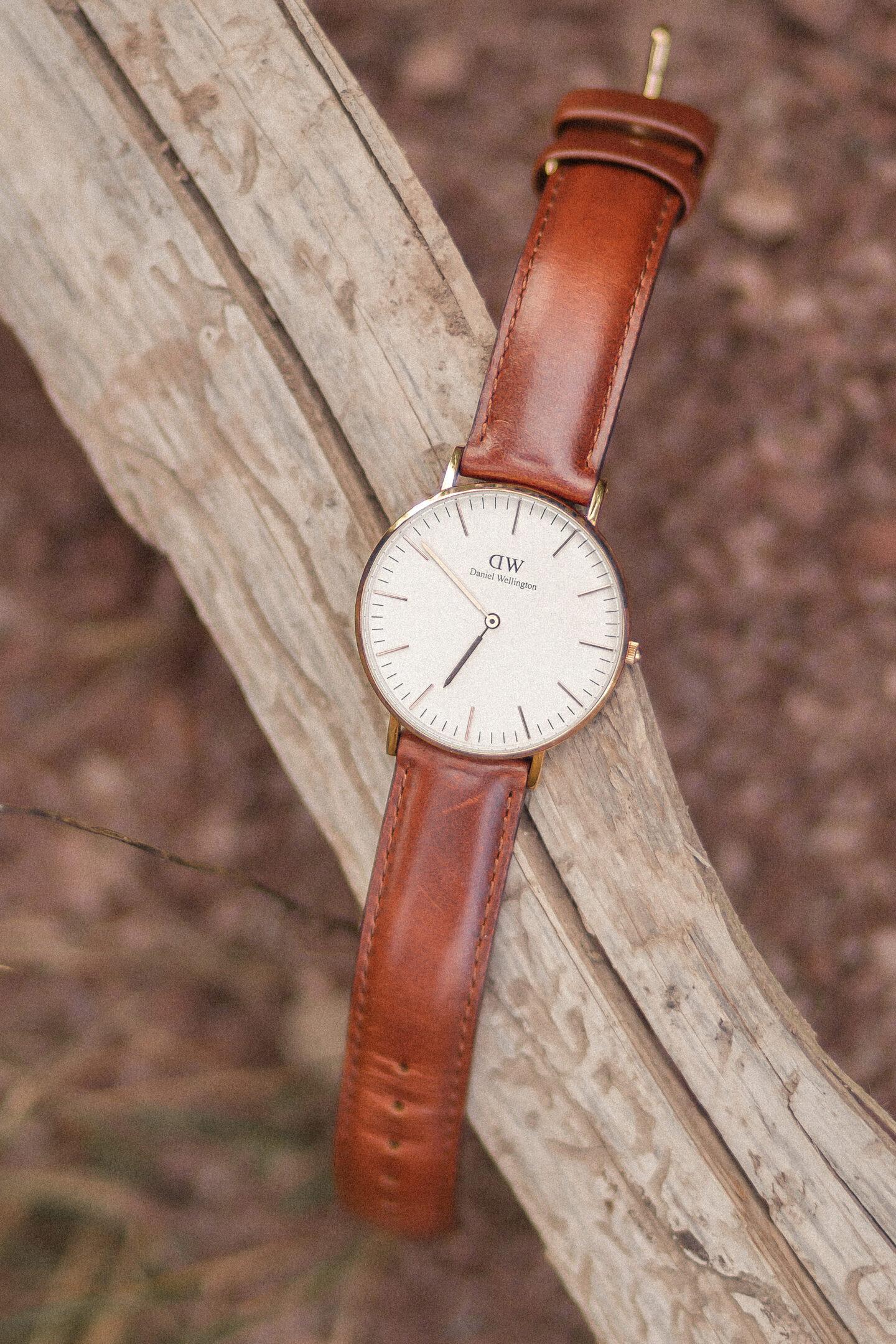 Uhren Klassiker, Damenuhren Trends, Daniel Wellington St Mawes, bezauberndenana