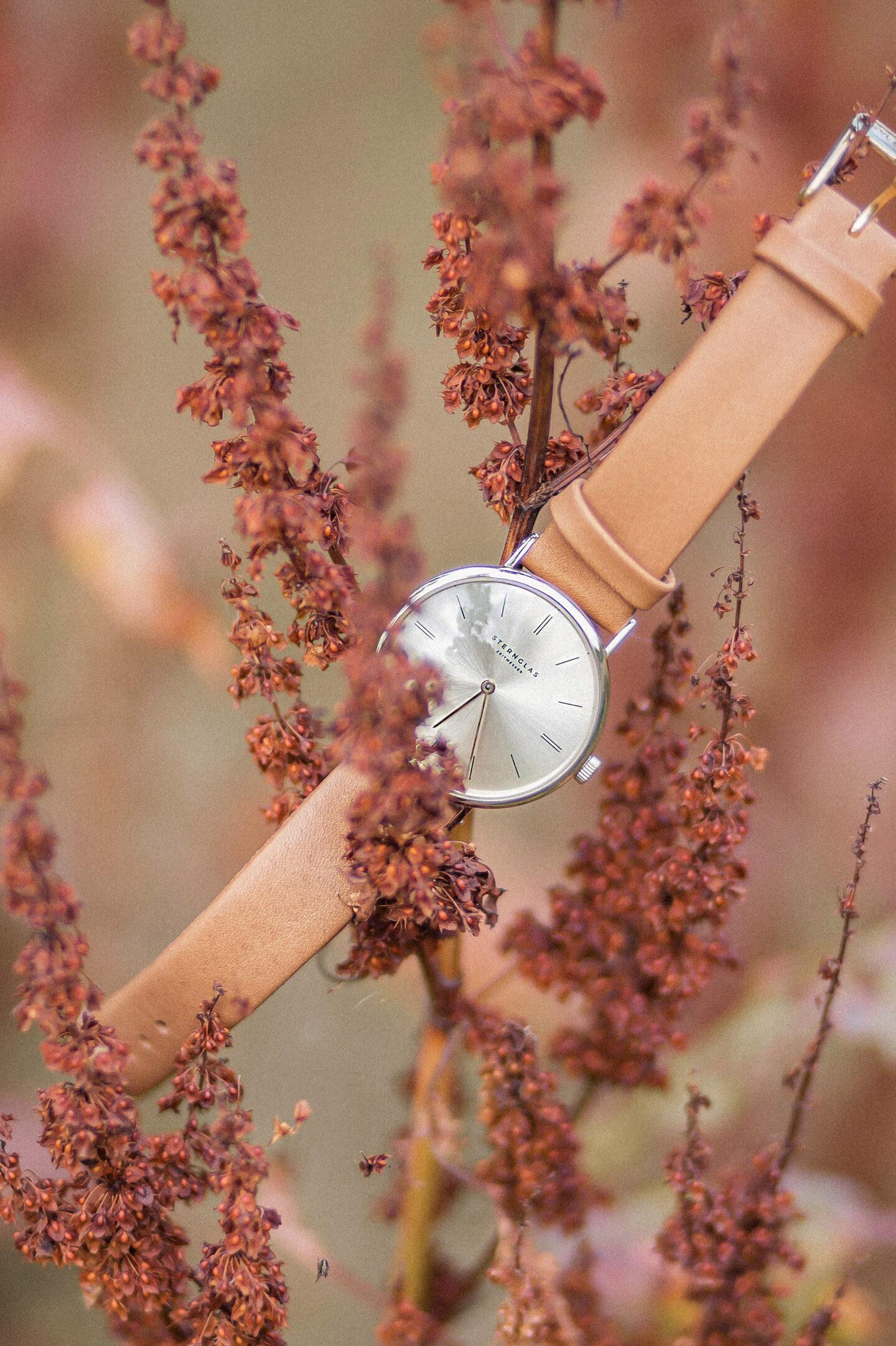 Uhren Klassiker, Damenuhren Trends, Sternglas Automatikuhr, bezauberndenana